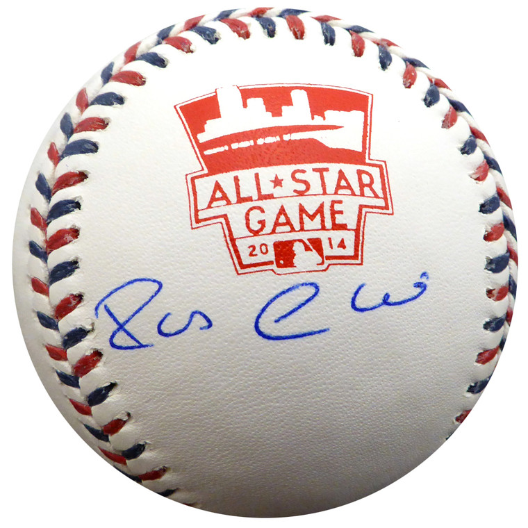 Robinson Cano Autographed Baseball - New York Mets and New York Yankees Rawlings Official 2014 All Star   PSA/DNA ITP