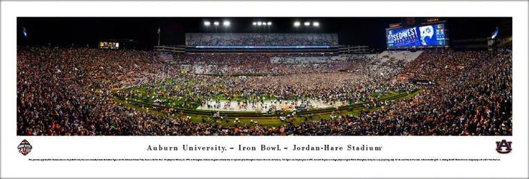 Auburn Tigers Football Hi-Res Panorama Picture - Iron Bowl