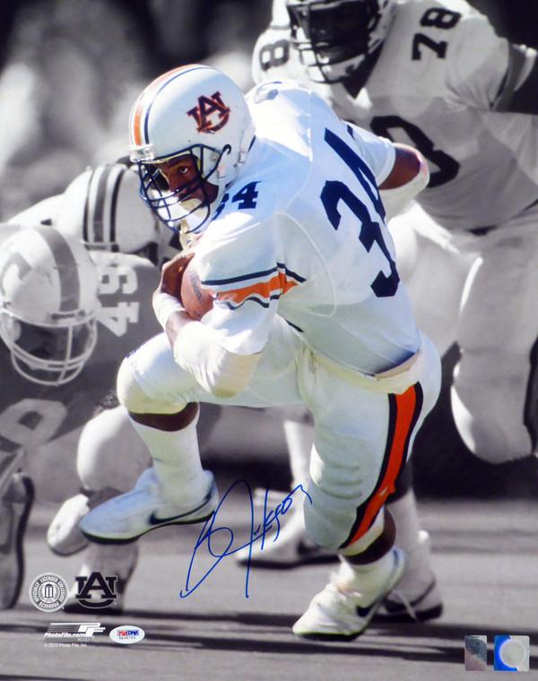 Bo Jackson Autographed 16x20 Photo - Auburn Tigers Photofile PSA/DNA
