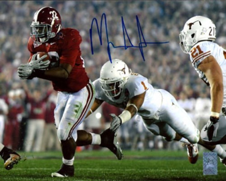 Mark Ingram Autographed 8x10 Photo - Alabama Crimson Tide Unlicensed Player Holo 1