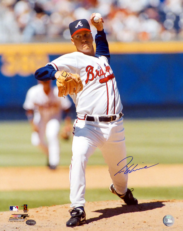 Tom Glavine Autographed 16x20 Photo - Atlanta Braves  Photofile    PSA/DNA