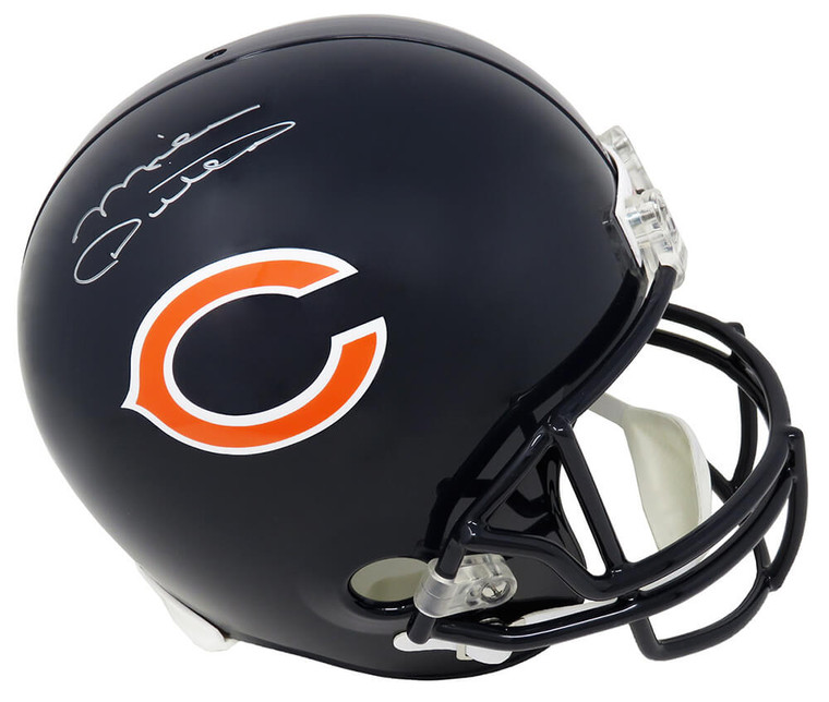 Mike Ditka Autographed Chicago Bears Full-Size Replica Helmet