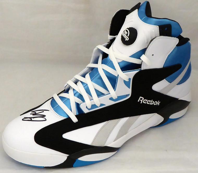 Shaquille O'Neal Orlando Magic Signed Reebok Pump SHAQ Left Shoe With Box