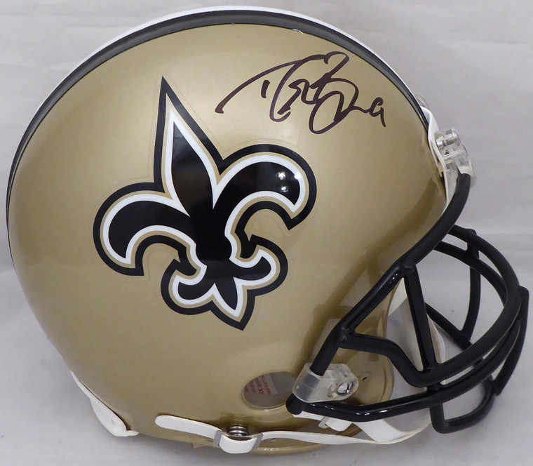 Drew Brees Signed New Orleans Saints Full Size Authentic Proline Helmet