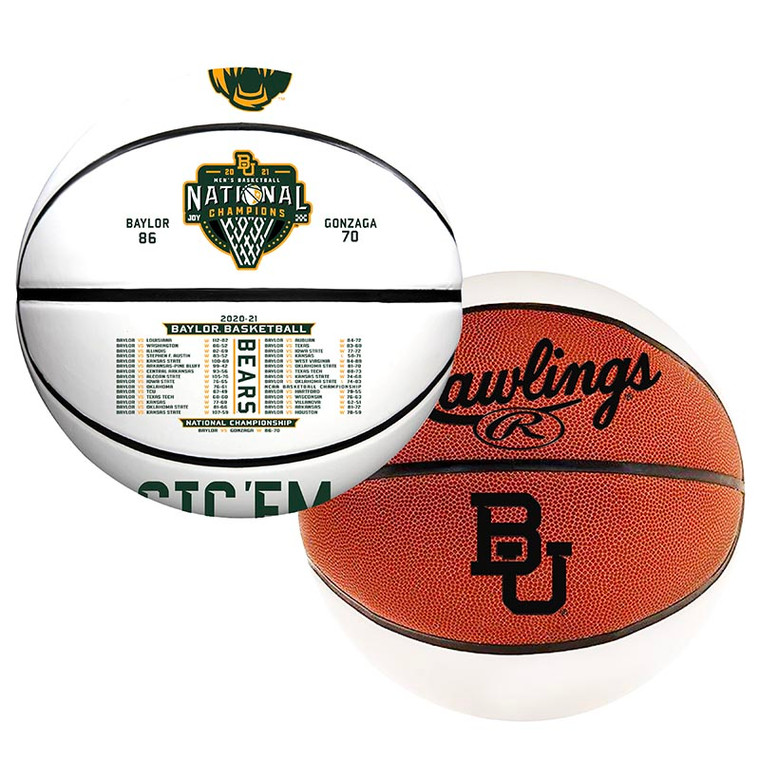Baylor Bears NCAA Final Four Basketball Limited Edition Exclusive