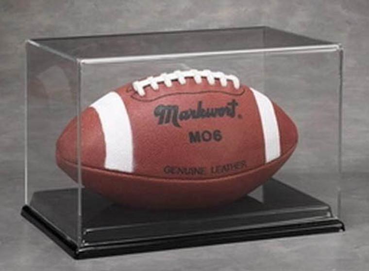 Acrylic Full Size Football Display Case -Jacksonville Jaguars