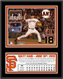 Matt Cain Perfect Game Limited Edition Plaque