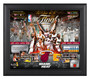 Miami Heat 2012 NBA Championship Plaque - Road to the Finals