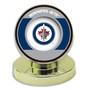 2011 Winnipeg Jets Commemorative Inaugural Season 2 Piece Puck Set