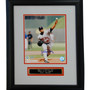 Johan Santana 2004 Cy Young Award, NY METS Autographed Photo Plaque