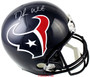 Deshaun Watson Autographed Full-Sized Replica Houston Texans Helmet