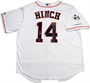 AJ Hinch Autographed Astros 2017 World Series Replica Jersey