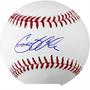 Gerrit Cole autographed MLB baseball