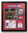 Boston Red Sox 2018 World Series Championship Framed Piece