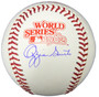 Ozzie Smith Autogaphed 1982 World Series Baseball