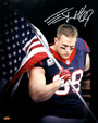 JJ Watt, Houston Texans, 16x20 Signed Photo