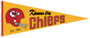 Kansas City Chiefs Traditions Pennant