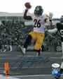 LeVeon Bell Autographed Pittsburgh Steelers 8x10 Photo (Spotlight) JSA