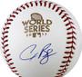 Alex Bregman Signed  2017 World Series Baseball