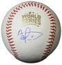 Albert Almora Jr. Signed Rawlings 2016 World Series Baseball