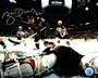 Brett Hull Signed Dallas Stars 1999 Stanley Cup Winning Goal 8x10 Photo