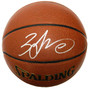 Zach LaVine Signed Spalding NBA Indoor/Outdoor Basketball
