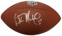 Wilber Marshall Signed Wilson Limited NFL Full Size Football