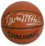 Kevin McHale Signed Spalding NBA Indoor/Outdoor Basketball