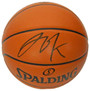 Jahlil Okafor Signed Spalding NBA Game Replica Basketball