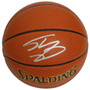 Shaquille O'Neal Signed Spalding NBA Indoor/Outdoor Basketball