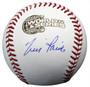 Tim Raines Signed Rawlings 2005 World Series (Chicago White Sox) Baseball