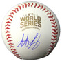 Anthony Rizzo Signed Rawlings 2016 World Series Official Baseball