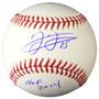 Frank Thomas Signed Rawlings MLB Baseball w/HOF 2014