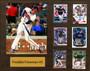 Freddie Freeman, Atlanta Braves, 16x20 Plaque - 8x10 Action photo and 6 baseball cards