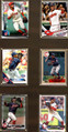 Francisco Lindor, Cleveland Indians, 16x20 Plaque - 8x10 Action photo and 6 baseball cards