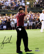 Tiger Woods Celebration 8x10 Photo