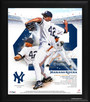 Mariano Rivera Hall of Fame Induction 15x17 Framed Photo Collage