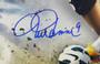 Mia Hamm Autographed US Womens National Team Dual Photo with Abby Wambach 16x20 Unframed Photo PSA/DNA