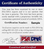 """Fred Lynn Autographed  Baseball - Boston Red Sox Official MLB """"75 MVP ROY"""" PSA/DNA"""