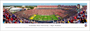 LSU Tigers 125th Anniversary Panoramic Poster at Tiger Stadium