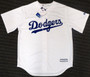 Walker Buehler Autographed Los Angeles Dodgers Cool Base White Majestic Jersey Size L Beckett BAS