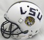 Jarvis Landry Autographed Full Size Helmet - LSU Tigers White Schutt Speed