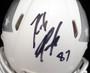 Rob Gronkowski Autographed Mini Helmet - New England Patriots Beckett BAS