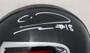 Calvin Ridley Autographed Mini Helmet - Atlanta Falcons Black Riddell Beckett BAS