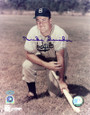 Duke Snider Autographed 8x10 Photo - Brooklyn Dodgers MLB Holo