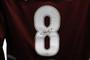 Cale Makar Autographed/Signed Colorado Avalanche Red Fanatics L Jersey JSA