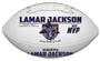 Lamar Jackson 2019 NFL MVP Commemorative Football