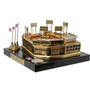 Fenway Park Stadium Rendition with Display Case