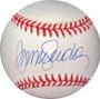 Ryne Sandberg signed Baseball - Chicago Cubs Rawlings Official National League MLB & Tri-Star Holograms