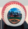 St. Louis Cardinals 2020 Opening Day Baseball  With Display Case